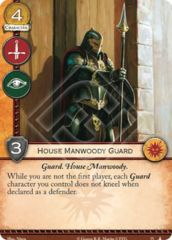 House Manwoody Guard