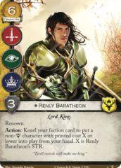 Renly Baratheon-FotS 4