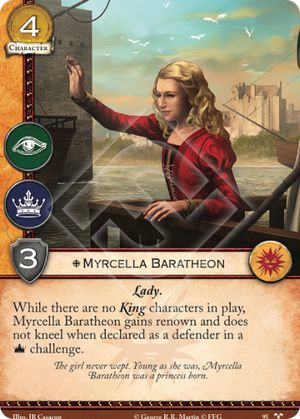 Myrcella Baratheon - GoH 95