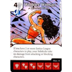 Wonder Woman - Princess Diana (Die & Card Combo Combo)