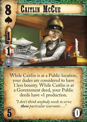 Caitlin McCue