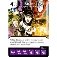 Zatanna - Backwards Magic (Die & Card Combo Combo)