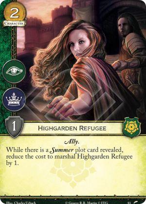 Highgarden Refugee
