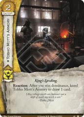 Tobho Mott's Armory