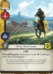 Royal Entourage - TRtW