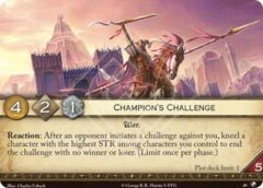 Champion's Challenge