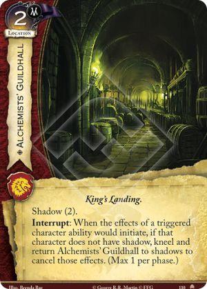 Alchemists Guildhall