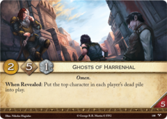Ghosts of Harrenhal