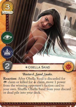 Obella Sand - SoD 10