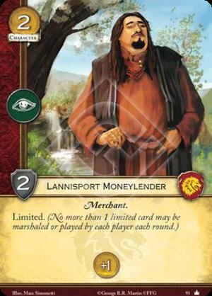 Lannisport Moneylender - Core