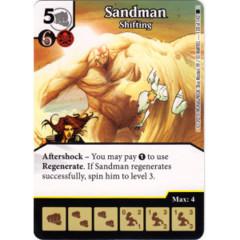 Sandman - Shifting (Die & Card Combo)