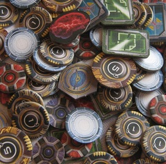 Android Netrunner Core Set Tokens