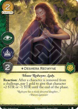 Desmera Redwyne - 13