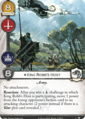 King Robb's Host - WotN