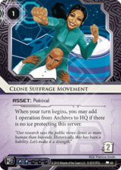 Clone Sufferage Movement