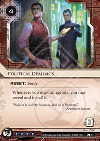 Political Dealings