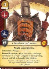 Ser Gregor Clegane-FotS 27