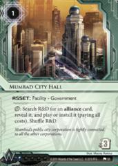 Mumbad City Hall