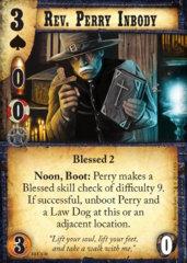 Rev. Perry Inbody