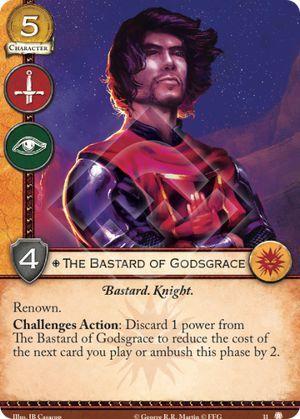 The Bastard of Godsgrace - 31