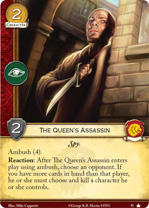 The Queens Assassin - Core