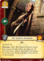 The Queen's Assassin - Core