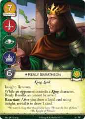 Renly Baratheon - FFH 43