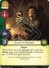 Knight of Summer - CtA
