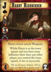 Harry Highbinder