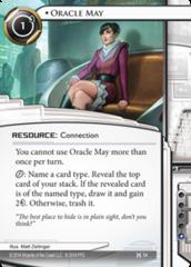 Oracle May