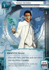 Nero Severn: Information Broker
