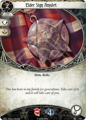 Elder Sign Amulet (3)