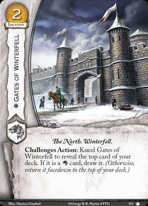 Gates of Winterfell