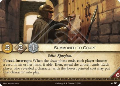 Summoned to Court - 48