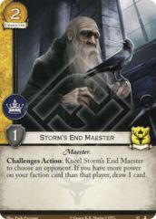 Storm's End Maester