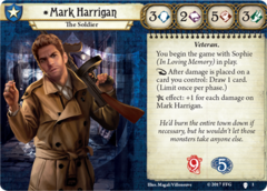 Mark Harrigan Investigator Bundle