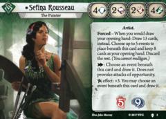 Sefina Rousseau Investigator Bundle