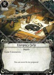 Emergency Cache