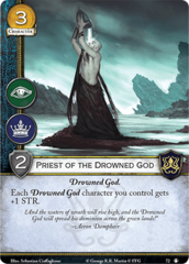 Priest of the Drowned God - NMG