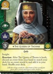 The Queen of Thorns - 4