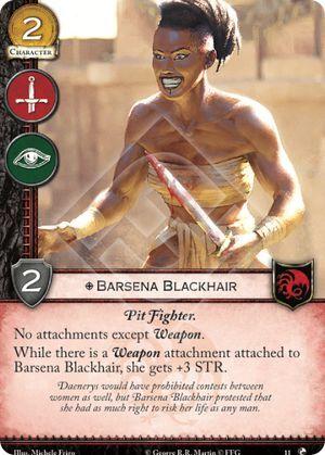 Barsena Blackhair