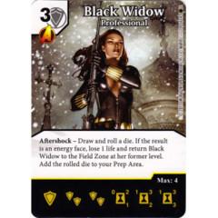 Black Widow - Professional (Die & Card Combo)