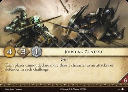 Jousting Contest