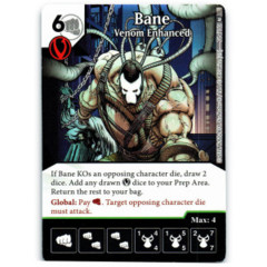 Bane - Venom Enhanced (Die & Card Combo)