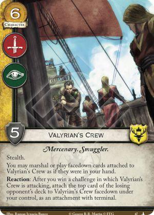 Valyrians Crew
