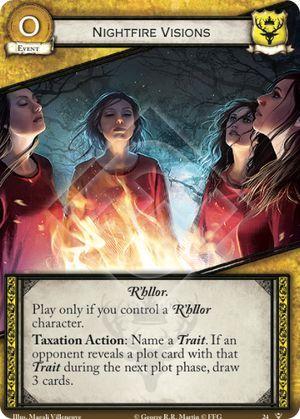 Nightfire Visions