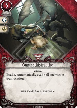 Cunning Distraction