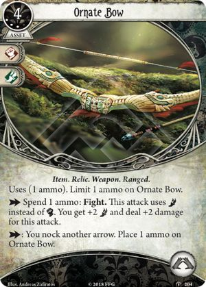 Ornate Bow (3)