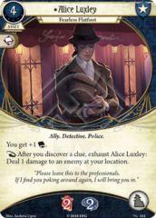 Alice Luxley: Fearless Flatfoot