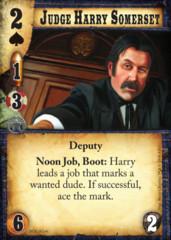 Judge Harry Summerset